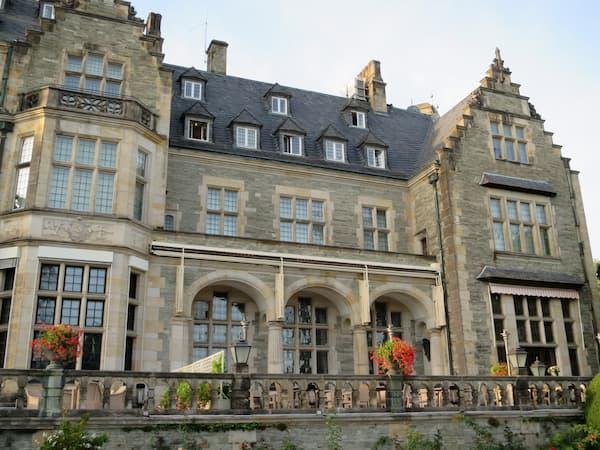 シュロスホテル クロンベルクの外観