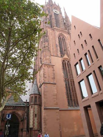 フランクフルトの大聖堂