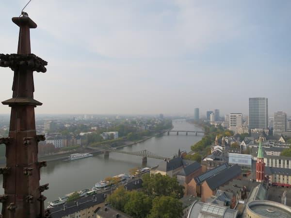 塔の上からの景色は圧巻!