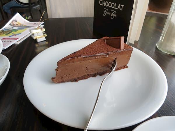 とっても美味しいケーキでした!