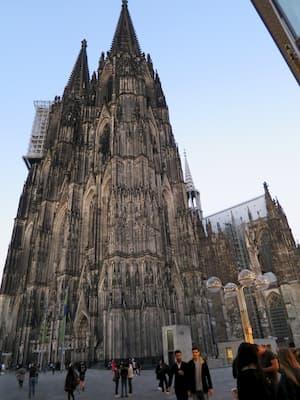 ケルンのシンボル「大聖堂」